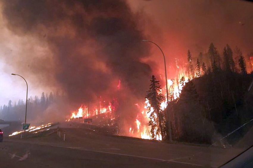 Wildfire Fort McMurray